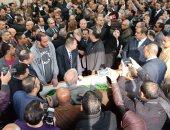 """مديرة مكتب إبراهيم نافع: """"الراحل لم يبخل على أى إنسان بالعطاء"""""""