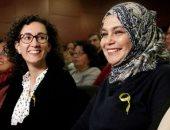 حجاب فى مقاعد التشريع.. نجاة الدريوش أول مسلمة محجبة فى برلمان كتالونيا