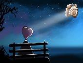 """""""حال الدنيا"""".. كاريكاتير يبرز علاقة الاتزان بين العقل والعاطفة"""