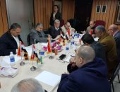 """""""التحالف المصرى"""" يجتمع لمناقشة ترتيبات مؤتمر القبائل العربية وتشكيل أمانات البرلمان والشباب والمرأة.. وفتح مقرات جديدة"""