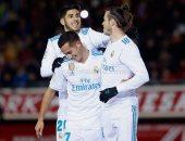 أسينسيو ومايورال يقودان هجوم ريال مدريد أمام ليجانيس بكأس إسبانيا