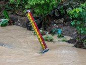 نجاة 8 أشخاص علقوا بكهف فى جبال الألب السويسرية بسبب الفيضانات