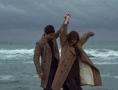 صور.. جلسة تصوير على شواطئ الإسكندرية تثير إعجاب رواد السوشيال ميديا