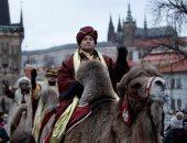 احتفالات ضخمة فى أسبانيا و إيطاليا و التشيك بعيد الميلاد