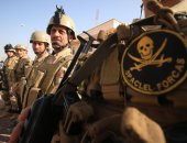 الاستخبارات العسكرية العراقية تعتقل مطلوبين اثنين غربى بغداد بتهمة الإرهاب
