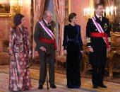 """صور.. احتفالات ملكية بـ""""عيد الغطاس"""" فى إسبانيا بحضور كبار المسئولين بالمملكة"""