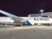 تصادم طائرة كويتیة بأخرى على مدرج مطار بنیويورك دون إصابات