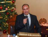 إزالة التعديات والسرقات بشبكة الإضاءة العامة بكورنيش الإسكندرية