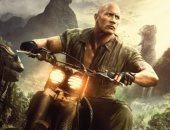 4 ملايين دولار إيرادات فيلم Jumanji: Welcome to the Jungle فى الإمارات