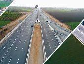 """مرور القليوبية: طريق """"شبرا - بنها"""" مفتوح أمام السيارات ولا صحة لإغلاقه"""