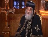 البابا تواضروس يستقبل أمين عام منظمة التعاون الإسلامى