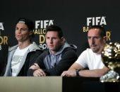 """ريبيرى: منح رونالدو الكرة الذهبية فى 2013 """"سرقة"""""""