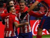 متخصص الـ3 نقاط.. 1-0 الأكثر تكرارا فى مسيرة سيميونى مع أتلتيكو مدريد