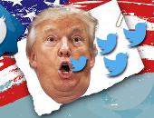 """""""ترامب"""" الأقل نشاطا بين رؤساء أمريكا.. الرئيس الحالى يدير شئون بلاده فى 7 ساعات يوميا فقط.. يقضى معظم وقته فى مشاهدة التليفزيون وكتابة تغريدات """"تويتر"""".. خفض عدد الاجتماعات الرسمية.. ومساعدوه:جدوله غير منظم"""