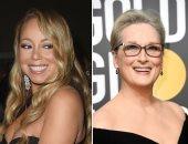 "ماذا سرقت ماريا كارى من ميريل ستريب بحفل ""Golden Globes"" لعام 2018"