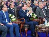 الرئاسة: السيسى أكد على أهمية مساعدة المصانع المتعثرة لتعود للعمل والإنتاج