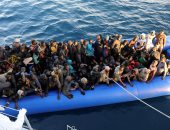 خفر السواحل الإيطالى ينقذ 170 مهاجرا فى البحر المتوسط