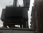 اضبط مخالفة.. محول كهرباء قرية النخاس بالشرقية يحرق الأجهزة الكهربائية