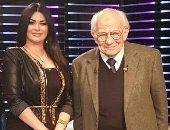 رشوان توفيق يتحدث عن مشواره الفنى مع نادية حسنى على دريم