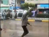 تداول فيديو لمشاجرة بالسيوف والسنج بمنطقة أبو قير فى الإسكندرية