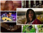 """فيديو.. ممدوح الجبالى يلحن قصيدة """"دمشق"""" ويهديها لليوم السابع قبل طرحها"""