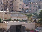 صور.. مخالفات حرم السكة الحديد تسبب الحوادث شرق الإسكندرية