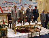 """وزير القوى العاملة يفتتح أعمال مبادرة """"مصر أمانة بين إيديك"""" بالبحيرة.. صور"""