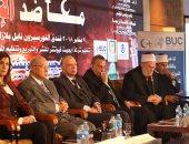 أمين البحوث الإسلامية: الإرهاب بمنهجه الإجرامى لا يعرف الإنسانية (صور)