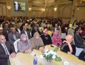 وزير القوى العاملة: عمال مصر فى مقدمة المدافعين عن الوطن ضد الإرهاب