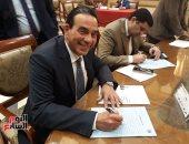 النائب أيمن أبو العلا: خطة تطبيق التأمين الصحى ببورسعيد تبشر بنتائج إيجابية
