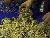 أسعار الذهب تتراجع جنيهين وعيار 21 يسجل 626 جنيها للجرام