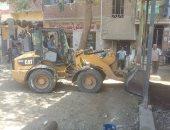 رئيس مدينة منوف: 109 إزالة فورية خلال حملة مكبرة للإشغالات فى الشوارع