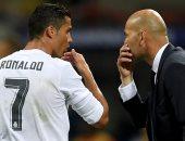 أول تعليق من زيدان عن إمكانية عودة كريستيانو رونالدو إلى ريال مدريد