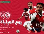 أرسنال يلمح إلى مشاركة محمد الننى فى مباراة تشيلسى اليوم