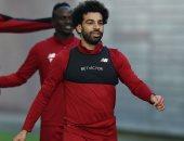 محمد صلاح يتعافى من الإصابة ويشارك فى تدريبات ليفربول.. صور