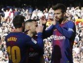 ريال مدريد يواجه العقوبات من الاتحاد الإسبانى بسبب ميسي وبيكيه