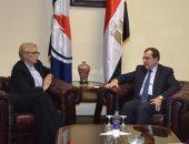 شركة ديا الألمانية: مصر أصبحت أكثر جاذبا للاستثمار بعد اكتشافات الغاز الأخيرة