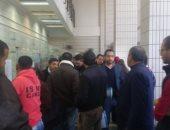 قارئ يشكو قلة الموظفين فى شهر عقارى العامرية بالإسكندرية