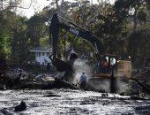 صور.. ارتفاع حصيلة ضحايا الانهيارات الطينية فى كاليفورنيا لـ17 قتيلا
