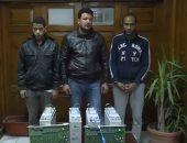 اعترافات تشكيل عصابى تخصص فى سرقة السنترالات بالقاهرة الكبرى