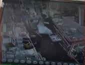 تداول فيديو لشاب مصرى بالسعودية يتصدى لعصابة مسلحة حاولت سرقة سوبر ماركت