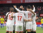 فيديو.. إشبيلية يهزم قادش بثنائية ويتأهل لربع نهائي كأس إسبانيا