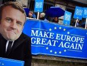 صور.. مظاهرات فى ألمانيا تدعو ماكرون للتدخل لإعادة أوروبا إلى مكانتها