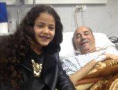 خروج الموسيقار جمال سلامة من العناية المركزة بعد إجراء عمليتين جراحيتين