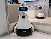 فيديو.. Qubi روبوت أمنى جديد لحراسة المنزل وتنظيفه