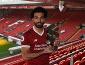 ماذا قال محمد صلاح بعد التتويج بجائزة لاعب الشهر فى ليفربول؟