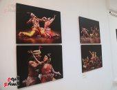 """صور..  منى عبد الكريم تصنع البهجة فى """"ألوان الهند"""""""