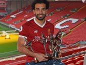 محمد صلاح يحتفل بحصد الجوائز مع ليفربول على تويتر