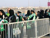 صحيفة سعودية : 1000 امرأة يعبرن المنافذ بلا تصريح