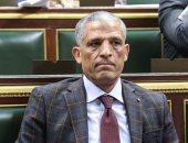 النائب محمد الحسينى: البرلمان ينقصه قناة تلفزيونية باسمه تبرز إنجازاته